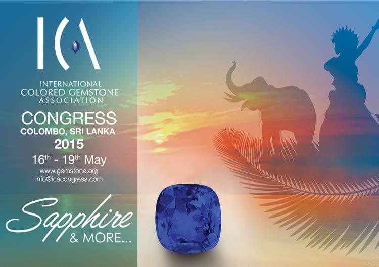 Dates set for 2015 ICA Congress in Sri Lanka
