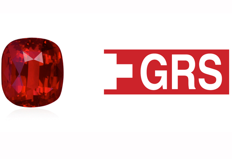 GRS Launches Scarlet-Red Phoenix symbol inscription for Mozambique Rubies