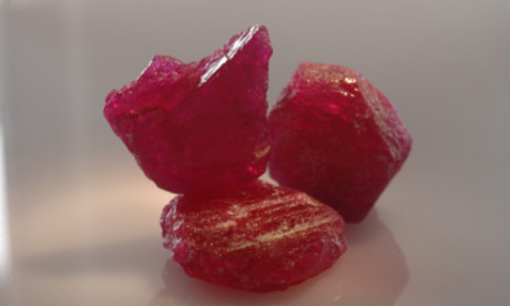 Magnificent Mozambique Ruby