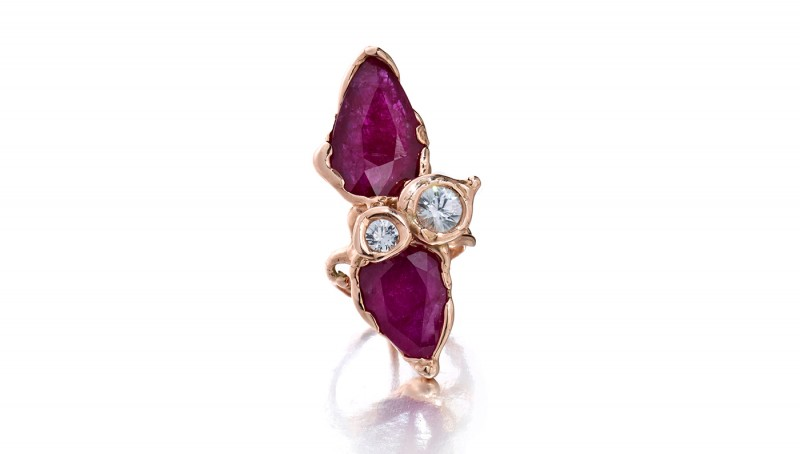 Gemfields Joins Forces with Top Jewelers for Spectacular Ruby Designs