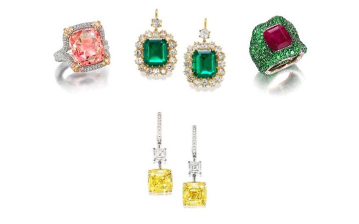 The Jewels of the World Collection at Bonhams, Hong Kong